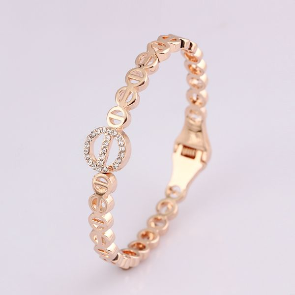 Pavelova Rose Gold Style Bracelet